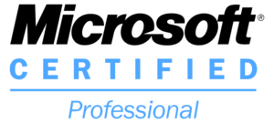 MICROSOFT CERTIFIED CENTER